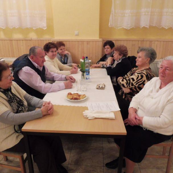 Výročná členská schôdza JKD Krušovce