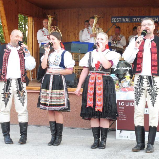 XV. festival dychových hudieb