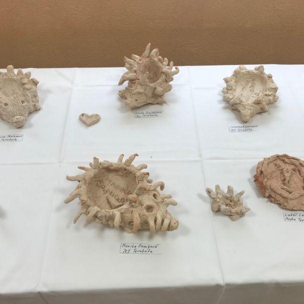 Výstava umenia