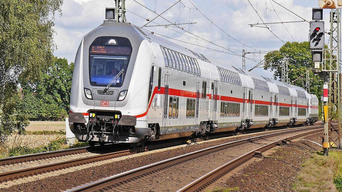 Výluka v železničnej doprave