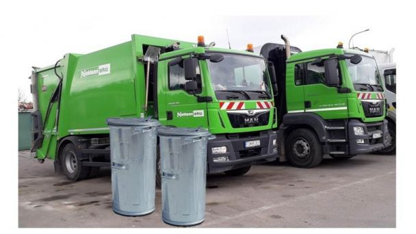 Kalendár zvozu odpadu na rok 2020