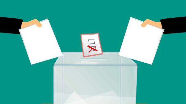 Voľba poštou pre voľby do NR SR