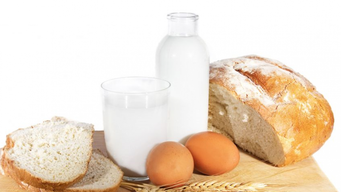 Nákup a rozvoz potravín