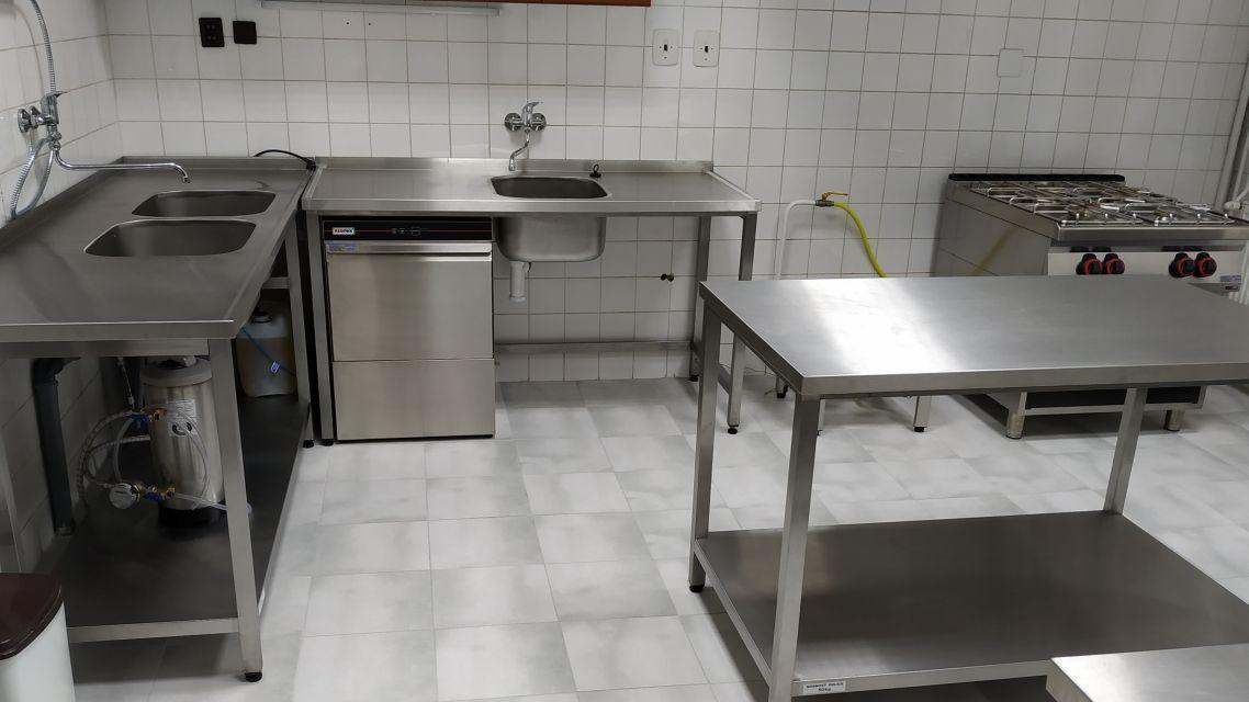 Kuchyňa po komplexnej rekonštrukcii