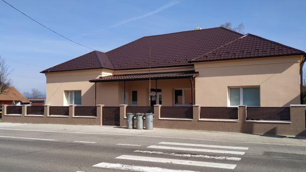 Stavebné úpravy budovy zdravotného strediska v obci Krušovce