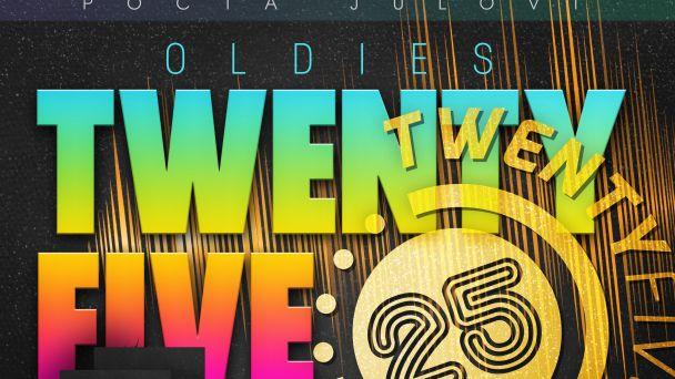 Oldies TwentyFive Expres Party – pocta Julovi
