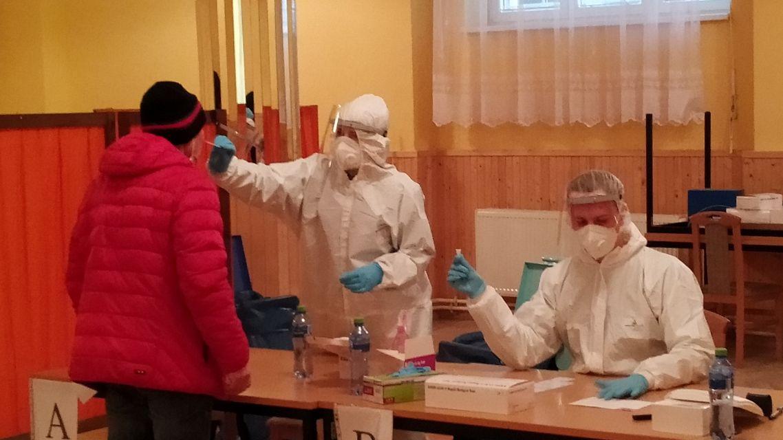 Výsledky 3. kola skríningu v Krušovciach