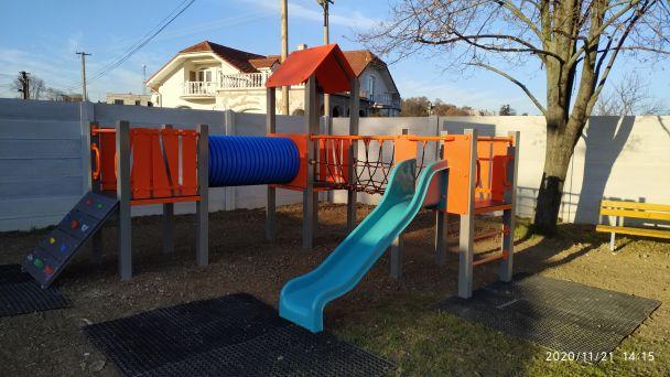 Nové detské ihrisko