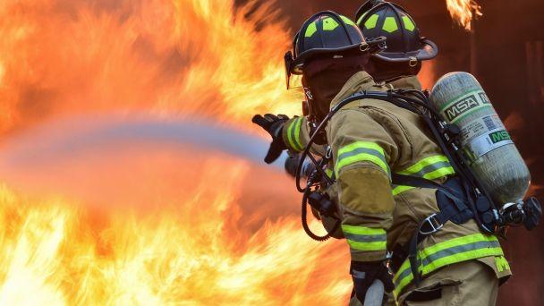 Ochrana pred požiarmi